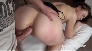 Mr.-Anderson's-Anal-Casting-with-Nikki-Hill-Balls-Deep-Anal,-Gapes,-Cum-in-mouth-GL026