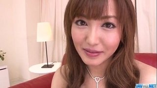 Mami-Asakura-feels-toys-over-her-moist-pussy