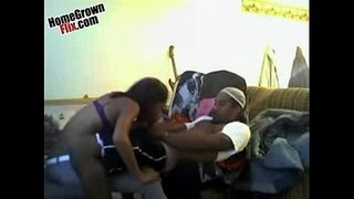 Ghetto-Face-Fucking-Cumming-In-Her-Mouth---HomeGrownFlix.com