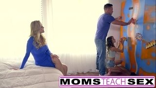 Teen-caught-by-mom-punished-with-fuck-lesson
