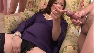 Asian-milf-wanks-in-her-foursome-with-her-toys