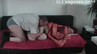 Homemade-German-sextape-showing-two-horny-amateurs-fucking-rough