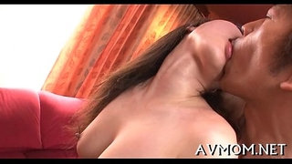 Milf-oriental-gets-fingered-and-screwed
