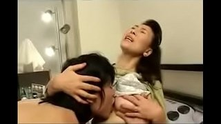Japanese-Asian-Mature-Mom-loves-her-Sons-Dick-in-her-Puyy