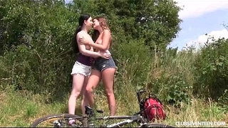 Excited-teens-toys-twats-outdoors