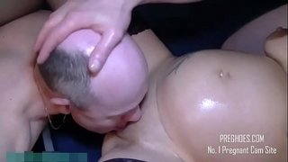 Mandy-Pregnant-Gangbang---More-at-PregHoes.com