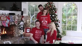 Step-Sis-fucked-me-during-family-cristmas-picture|-FamSuck.com