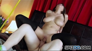 Spizoo---Brazilian-Cassidy-Banks-is-punished-by-a-huge-cock,-big-booty-&-big-boobs