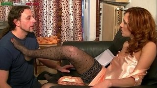 Maintenance-Works---Pantyhose-Foot-Domination-Trailer