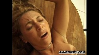 Amateur-girlfriend-anal-action-with-facial-cumshot