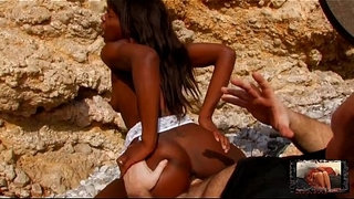 Black-slut-with-perfect-body-fucked-at-the-beach