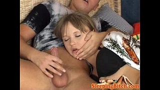 Sleeping-Bitch-Gets-Her-Pussy-Eaten-Out