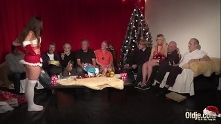 Old-Young-Orgy-9-Old-Men-2-Teens-hardcore-Christmas-group-fuck-special