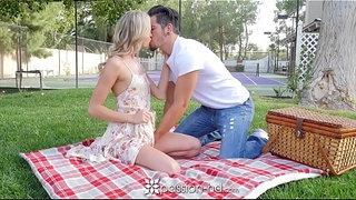 PASSION-HD-Picnic-date-turns-into-fuck-with-blonde-Emma-Hix