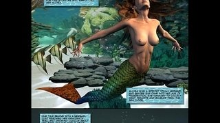 3D-Comic:-Mermaid