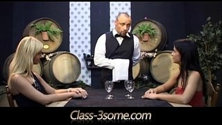 Horny-chicks-tease-and-fuck-a-sexy-winery-waiter