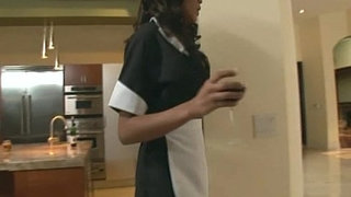 Horny-maid-fucking-in-her-uniform