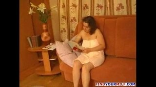 Young-man-fuck-his-BBW-mother