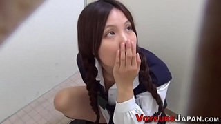 Japanese-teen-in-public