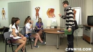 CFNM-teens-fuck-a-college-teacher