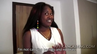 Big-ass-African-slut-at-casting-call---DiamondCox.com