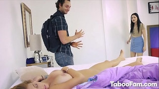 Karly-Baker-Fucks-Next-to-Stepmom