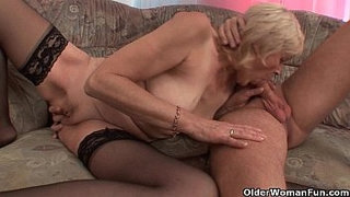Grandma-in-stockings-gets-a-facial
