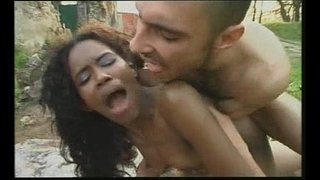 Black-Whore-gets-Double-Penetrated---Rough-Sex