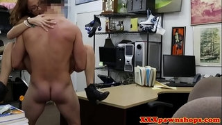 Amateur-pawnshop-babe-doggystyled-in-store