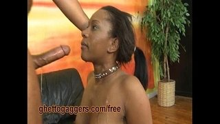 Restrained-Black-Skank-Deepthroats-White-Cocks