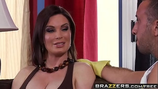 Brazzers---Mommy-Got-Boobs----Helping-with-the-Chores-scene-starring-Diamond-Foxxx-and-Keiran-Lee