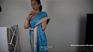 South-Indian-Mother-Lets-Her-Son-Jerk-Off-Then-Fuck-Her-(Tamil)