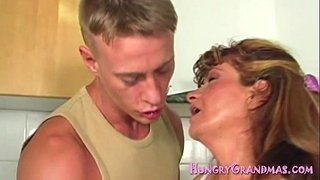 dirty-old-granny-fucked-in-the-kitchen